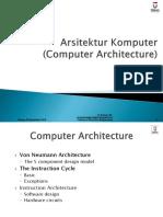 3. Von Neumann Architecture-RRM