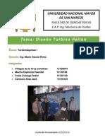 Turbina Pelton 1234567