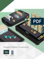 ARBOR Rugged Mobile Computing Catalog 2019