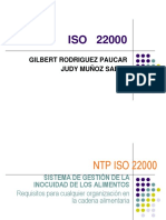 ISO 22000  2011