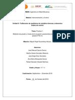 Reporte Practica 2.-Ecuación Característica Transmisor de Presión