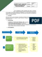 PROCEDIMIENTO DE ELEMENTOS DE PROTECCION PERSONAL.docx