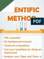 4. Scientific Method