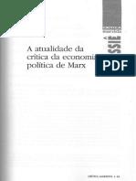 Revista critica marxista