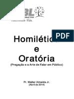 Homilética e Oratória (Pregação e a Arte de Falar Em Público)