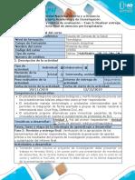 10-Guía de Actividades y Rubrica de Calificación Fase 5 Realizar Entrega Del Proyecto Final de A