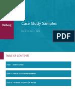 Case Sample Deck 2018 v2