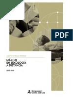 Master en Sexologia a Distancia UCJC España