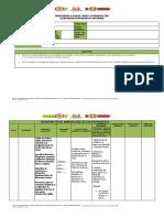Plan de Apoyo Septimo Cuarto Periodo 2019