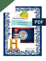 Historia Belice