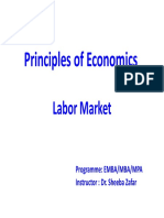 Labor Market (Chapter-13