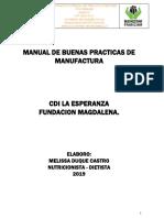 Manual de BPM CDI