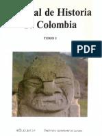 Tomo I - Manual de Historia de Colombia