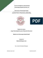 05-MP-920-2°-Reporte de Lecutra-Areas del Si Mismo-