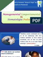 Curs Management Comportamental 2019