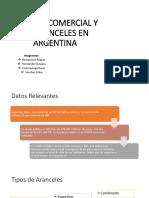Políticas arancelarias Argentina