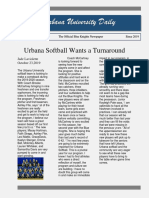 news article template