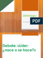 Clase 04 Liderazgo Ing.mecanica