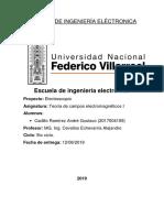 Escuela de Ingeniería Eléctronica
