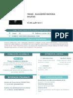 Cesar Maceira Curriculum Vitae Nuevo