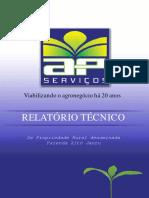 RELATORIO TECNICO