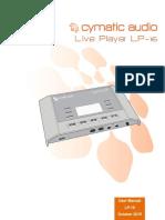 LP16 ProductManual En