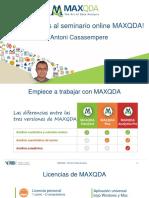 Analisis Cualitativo de MAXQDA