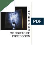 La Obra Como Objeto de Protección