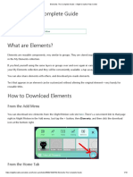 Elements_ the Complete Guide – Alight Creative Help Center