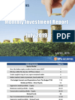 IIFL Investment Report July 2019