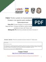 Gramsci - Consejos de Fabrica, Cultura Prefigurativa y Cultura Proletaria