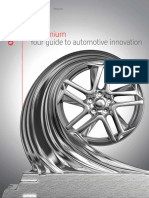 Aluminium Automotive Innovation Brochure
