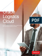 Logistics Solutions Brochure 7 2018