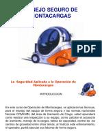 Recertificacion Montacargas II