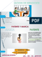 Marcas y Patentes1