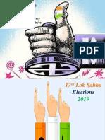17th Lok Sabha Elections,2019