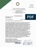 KHRC rules against Steve Asmussen