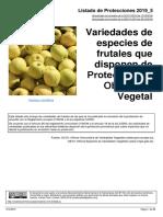 Listado Protecciones TOV_2019_5