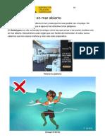Como sobrevivir en el océano