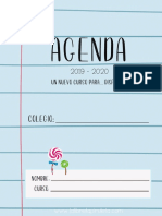 AGENDA 2019 2020 Compressed