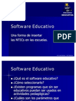 Software Educativo 1