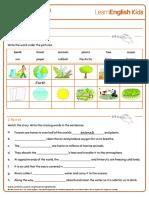short-stories-planet-earth-worksheet.pdf