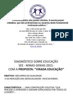 DIAGNÓSTICO SOBRE EDUCAÇÃO-2015.pptx