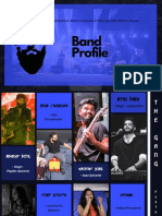 Band Profile - Mehram the Band