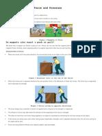 FORCE & PRESSURE NOTES IGCSE.docx