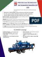 Low Temp Separation Unit PDF