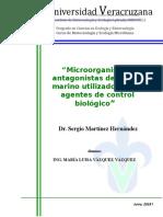 MICROORGANISMOS ANTAGONISTAS