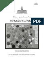 Fichas Salitreras