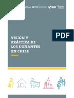 Vision y Practica de Los Donantes en Chile 3
