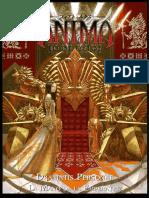 Dramatis Personae. La Mano de La Emperatriz